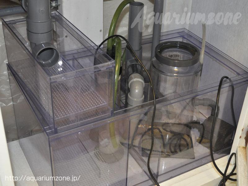 メルカリで販売した中古濾過槽とプロテインスキーマ―