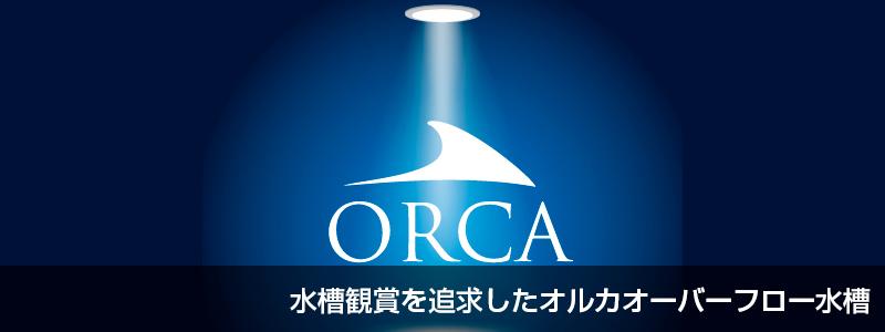 オルカオーバーフロー水槽は海水魚、珊瑚飼育に最適