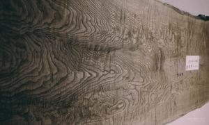 木曽山系栗の一枚板