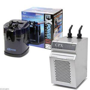 CPX-75バリューエックスパワーフィルターVX60外部フィルター